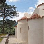 Byzantinische Kirche Panagia Kera auf Kreta
