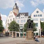 Fototour durch die Innenstadt von Jena