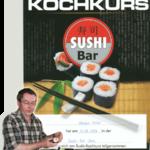Die ersten Schritte zum Sushi-Profi