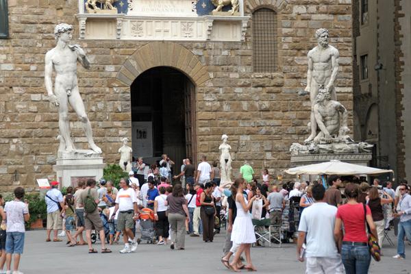 Kunststadt Florenz