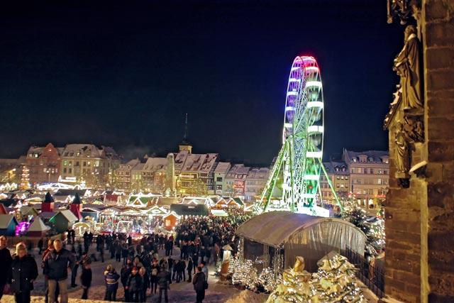 Der Erfurter Weihnachtsmarkt