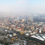 Winterliches Panorama