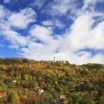 Goldener Herbst am Fuchsturm