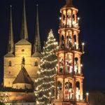 Weihnachtsmarkt in Erfurt 2012