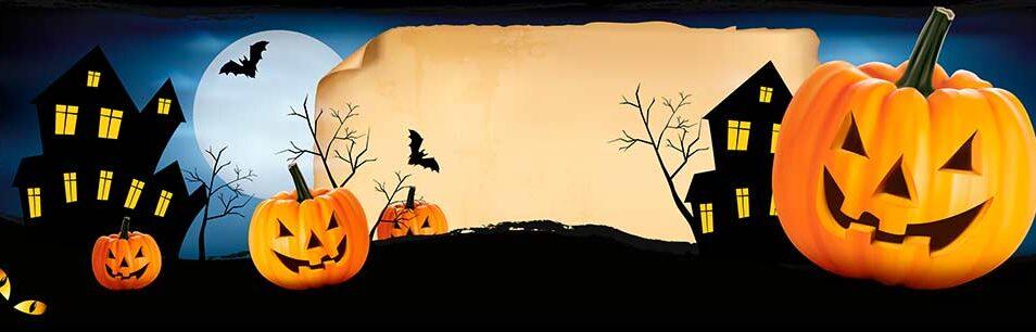 Halloween – und wieder lacht ...